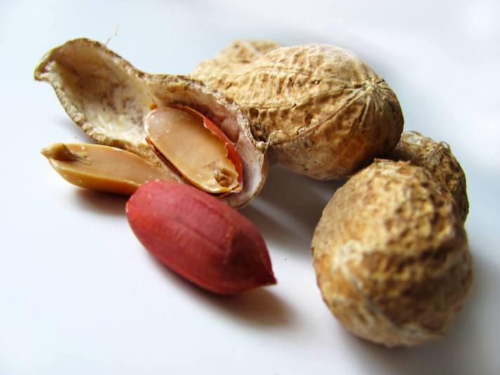 alergia a amendoin